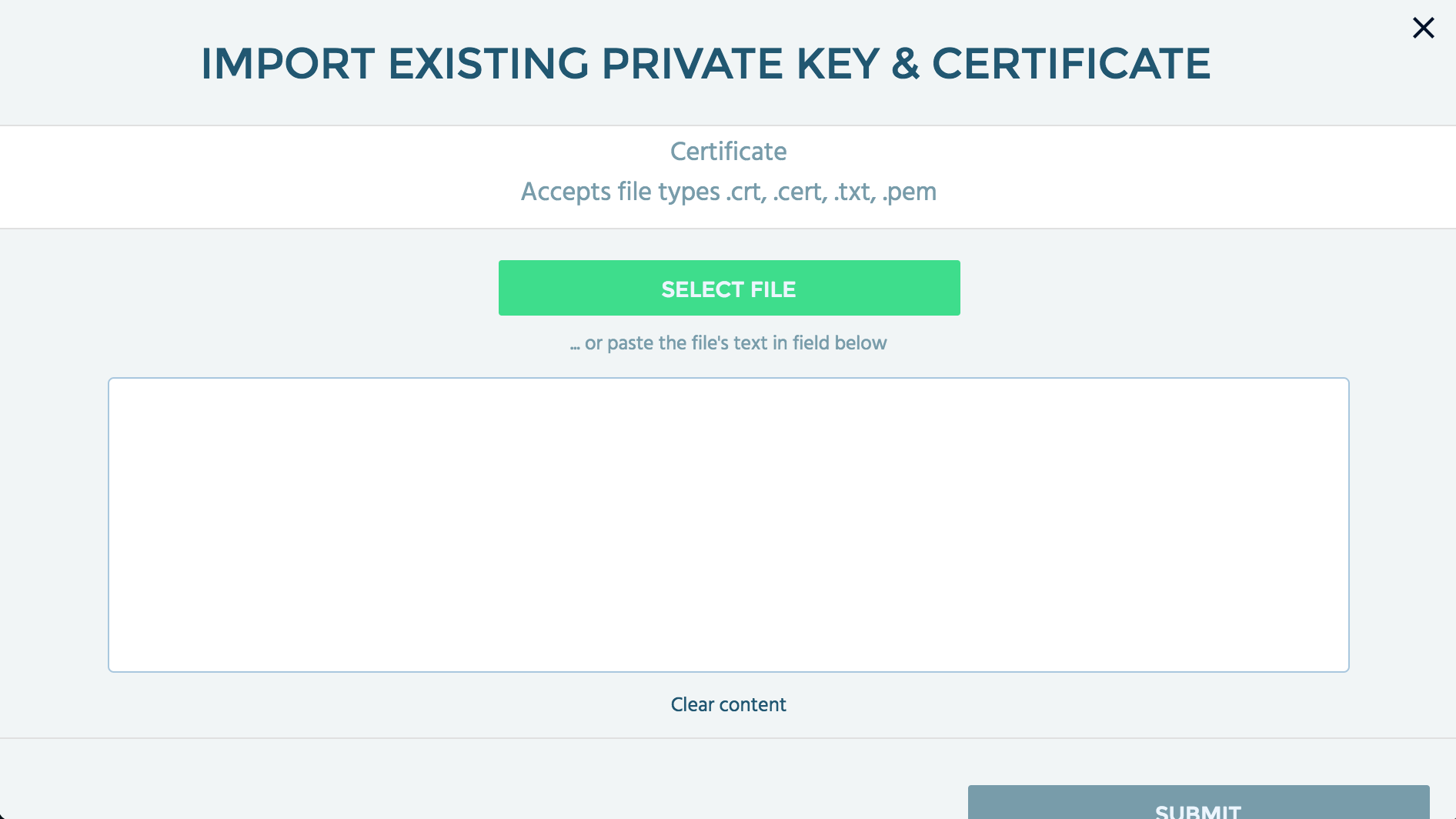 Adding 3rd party ssl certs to atomic pagely hosting support desk certificateg 1betcityfo Gallery